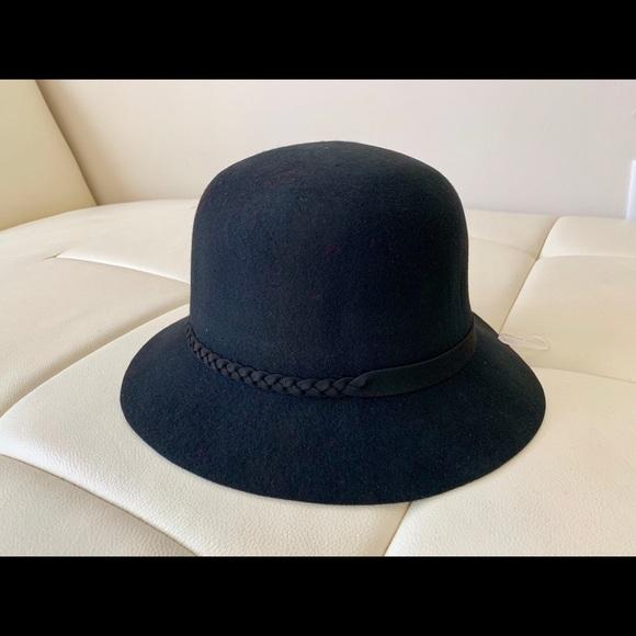 df231c628c121 stylish and beautiful felt fedora hat. NWT. Nine West